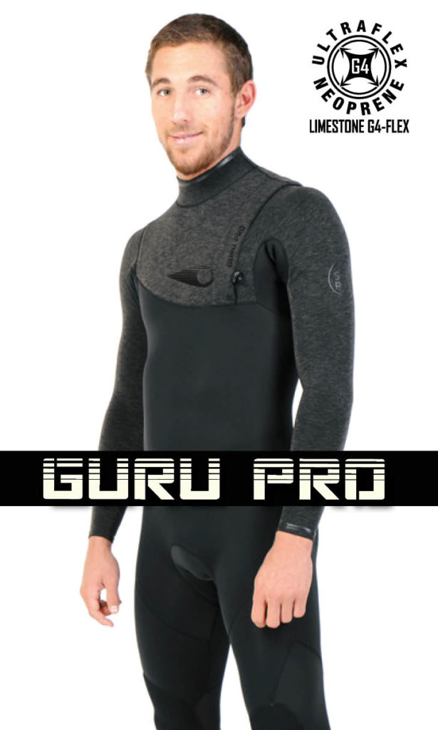 The GURU PRO range is our pro-riders first choice