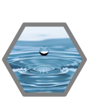 WATER BASED GLUE  Turned solvent-based laminating glue into water-based glue, eliminating harmful volatile organic compounds.