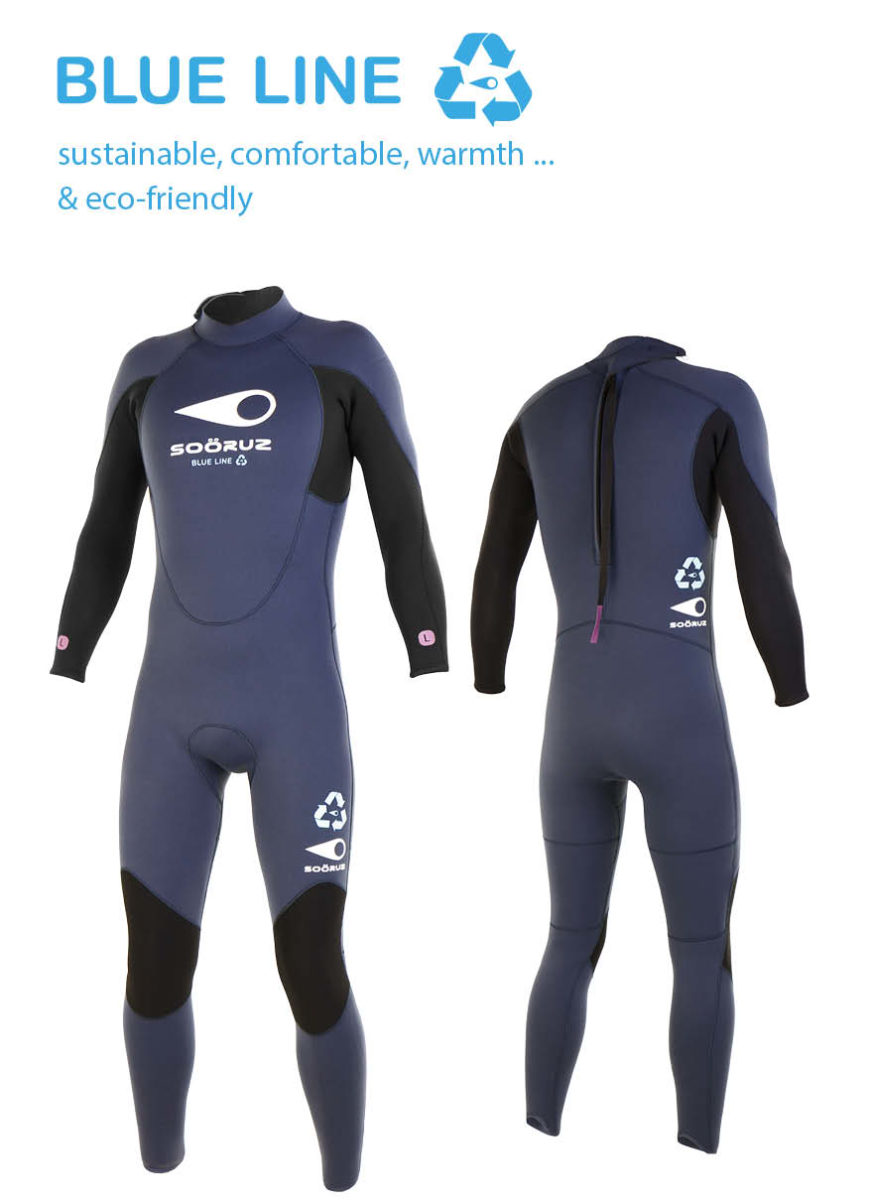 BLUE LINE Eco-Friendly School Wetsuits - Sooruz Surfwear