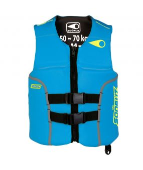 Life Vest FIGHT BLUE