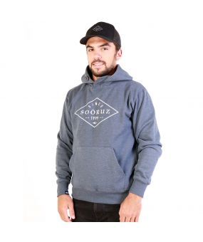 Sweatshirt mit Kapuze DIAMOND
