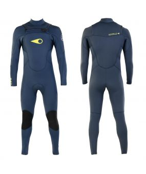 Neoprene Fullsuit FLY+ 5/4/3 Front-Zip jr