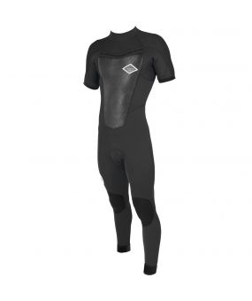 Wetsuit 3/2 FIGHTER Back-zip Short sleeves