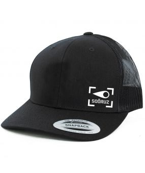 Casquette Baseball trucker Square