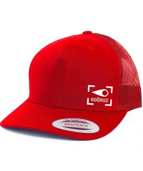 Cap Baseball trucker square