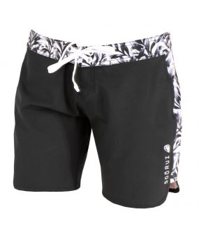 Boardshort mid DARK LEAF