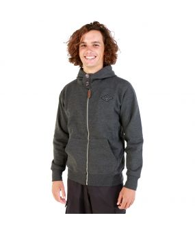 Sweat zip hood bio PATCH
