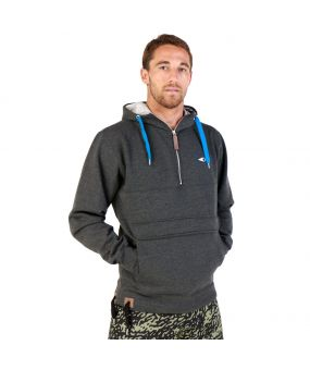 Sweat alfzip hood organic PROTECT