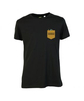 T-shirt SS Bio POCKET MONK