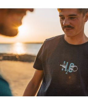 T-shirt H2O organic cotton