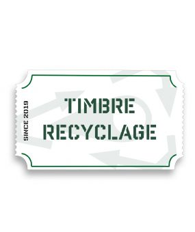 RECYCLING STAMP