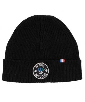 Beanie NO GUTS Made in France