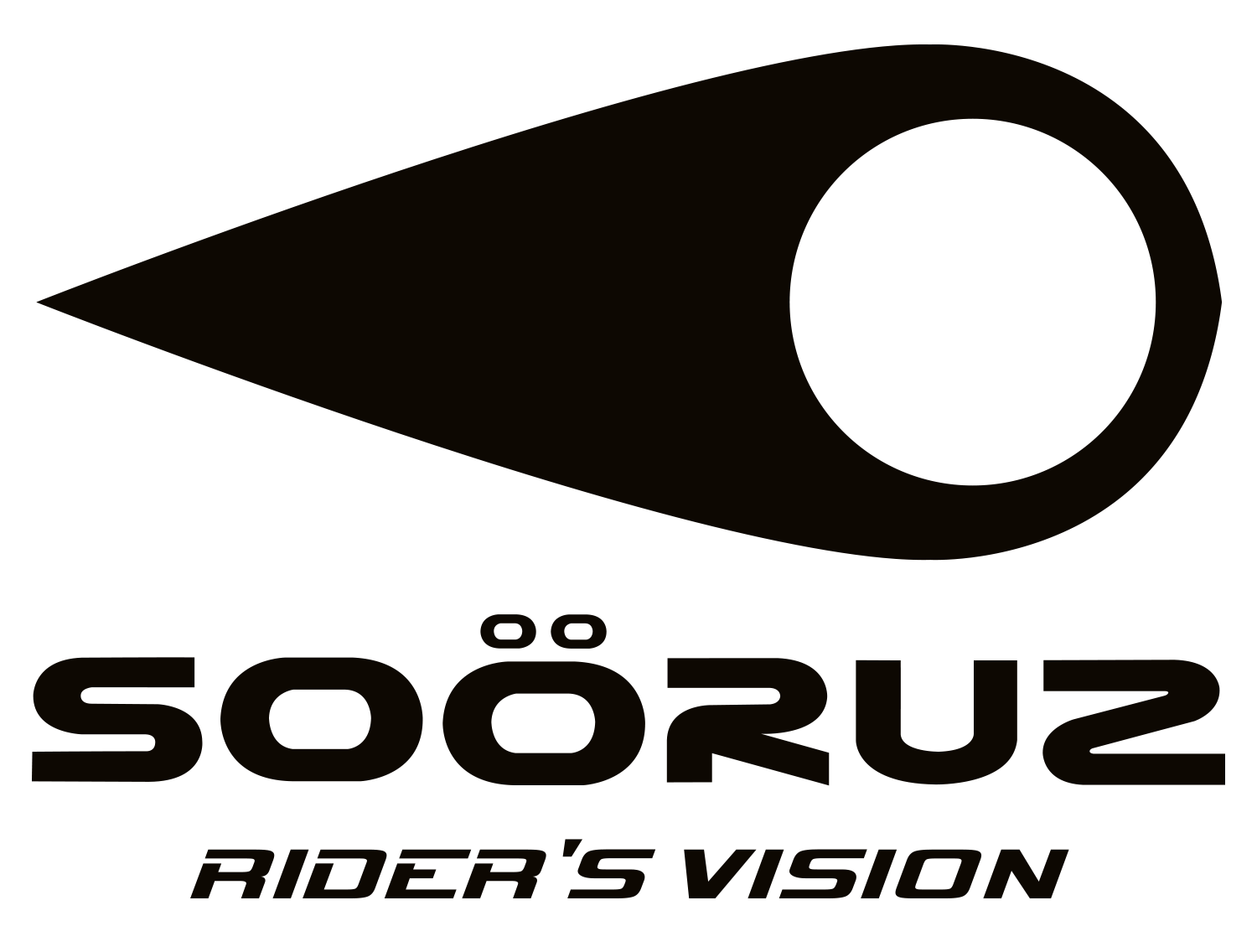 PNG Version - Soöruz Square Logo Black & White - 1500px transparent background